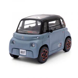 L'Ami, la voiture électrique sans permis vue par Citroën