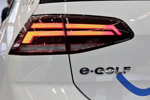 E-golf : voiture électrique de Volkswagen