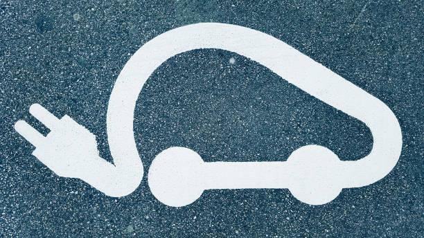 Voici le logo des voitures 100 % électriques
