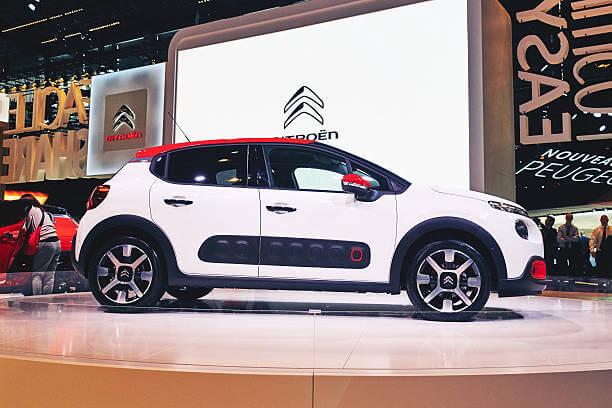 Présentation de la troisième génération des Citroën C3