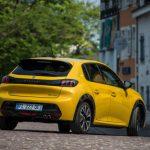 Peugeot 208 voiture la plus vendue de l'année