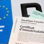 Carte grise voiture achetée en France ou à l'étranger