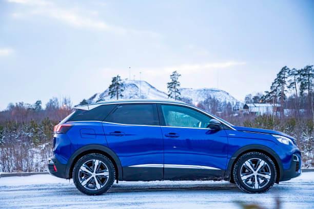 Voici la deuxième version du SUV de la marque Peugeot : le 3008