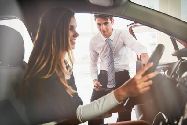 Acheter sa voiture à un professionnel