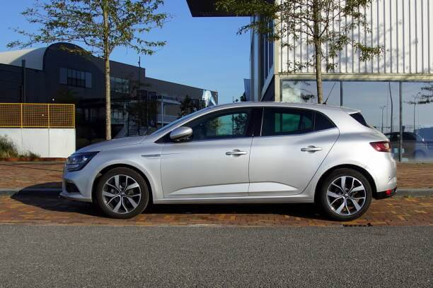 Voici la quatrième génération de la berline de Renault : la Megane